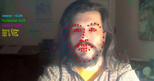 Rotoscope: test Dlib with OpenCV – 4232