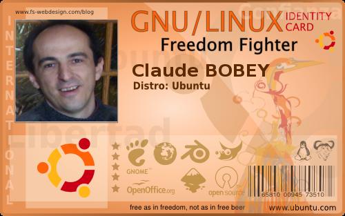 Logiciels Libres Pour Faire Des Cartes De Visite Sous Linux