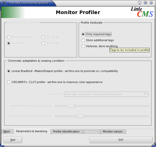 monitor profiler onglet 2
