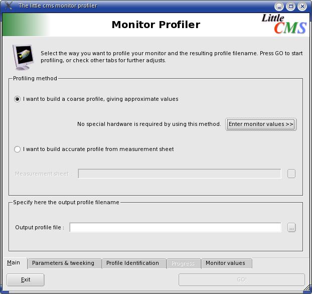 monitor profiler onglet 1