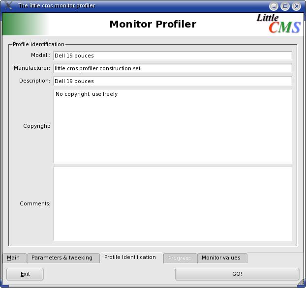 monitor profiler onglet 3