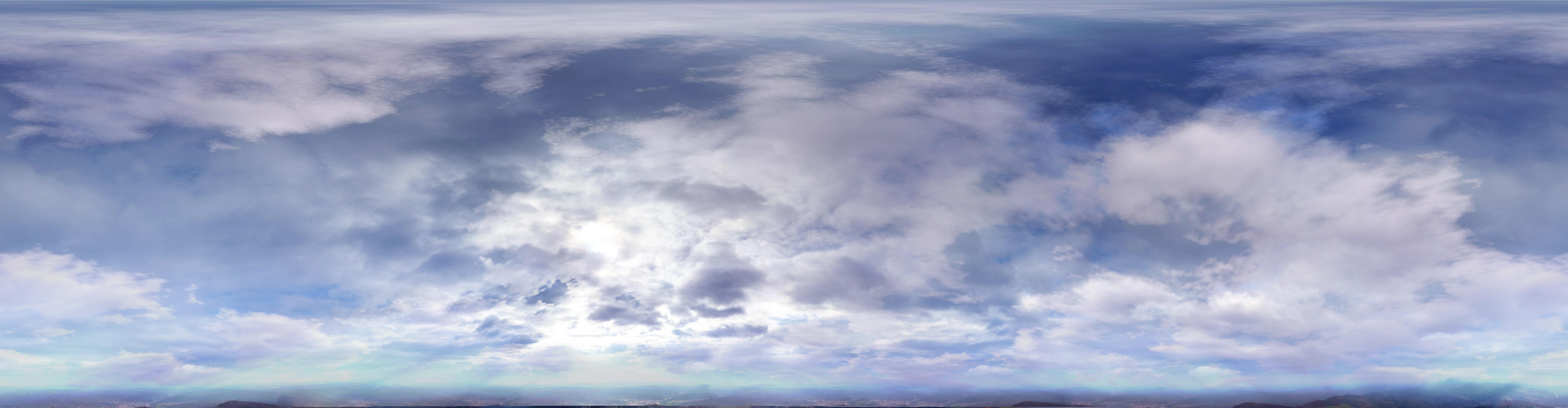 Hdri cloudy sky free download
