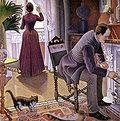 Signac Paul un dimanche 1890.jpg