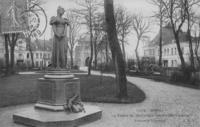 La statue de Marceline à Douai