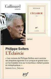 Philippe Sollers L-Eclaircie Sophie Zhang.jpg