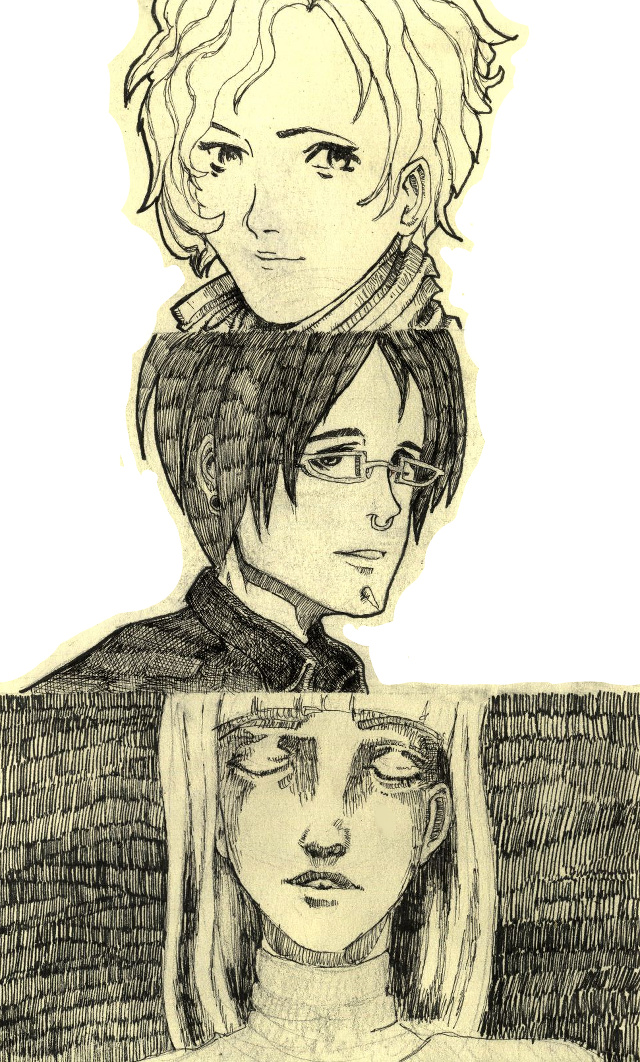 Some Manga People