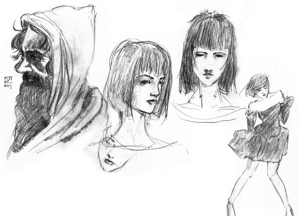 Some sketchs