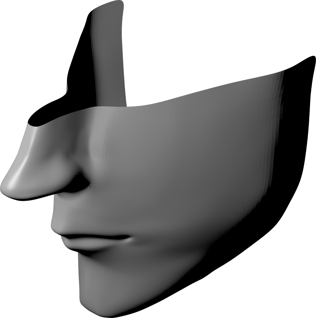 Gynoïde 0x00 (Face Rendering)