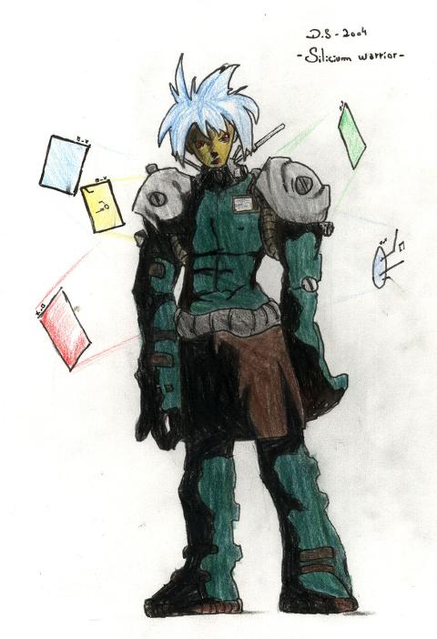 Silicium Warrior
