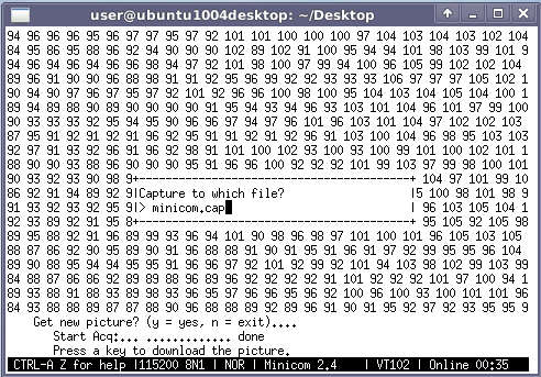 File:Minicom capture which file png - ErikaWiki