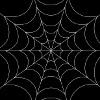 spider webs avec gimp