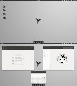 Grey Simplicity