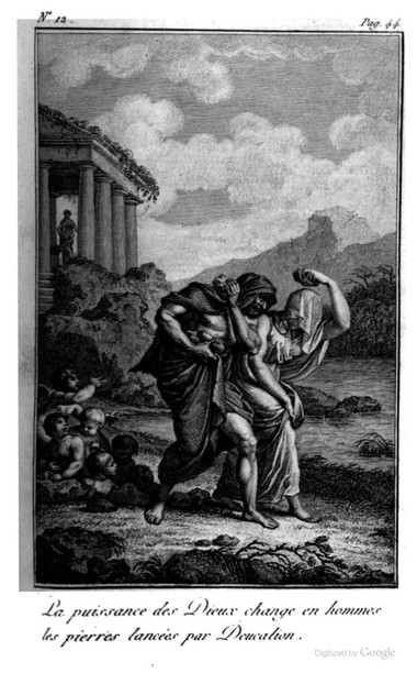 Deucalion Pyrrha