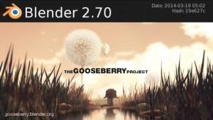 Blender 2.70