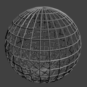 Modicateur Wireframe