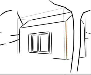 Crease Detect Angle permet de choisir l'angle au dessus duquel une ligne est tracée entre deux faces