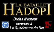 Logo du livre La bataille Hadopi