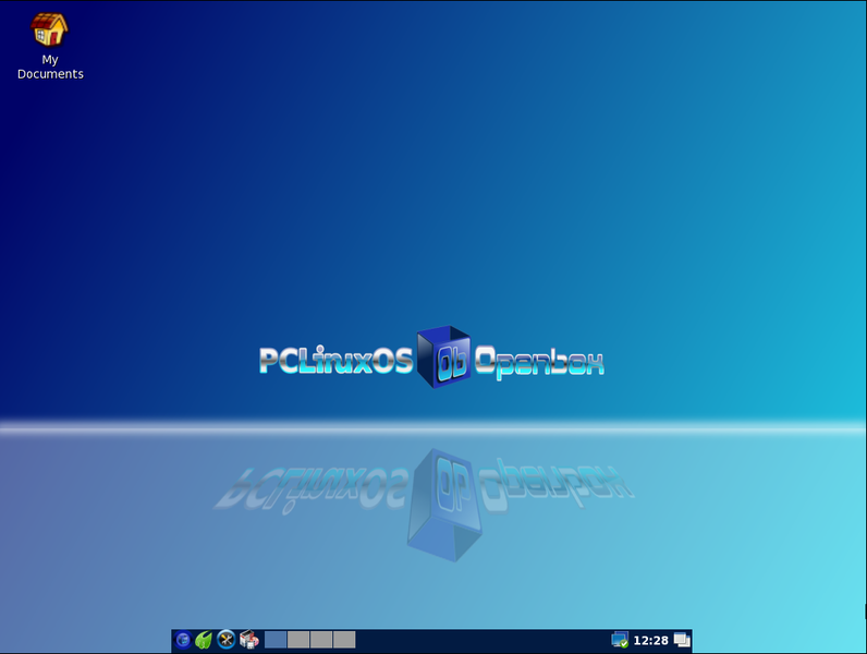 PCLinuxOS Openbox Mini RC2