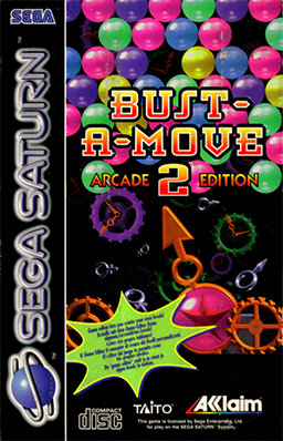 Bust-A-Move 2 - Arcade Edition Coverart.png