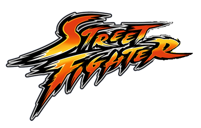 File Street Fighter Logo Png Yabause