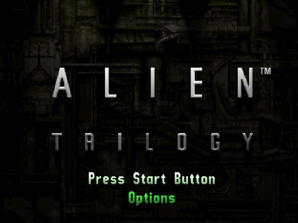 Alien Trilogy scr1.png
