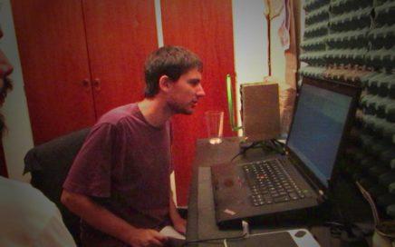 Grabación de voces - Rodrigo