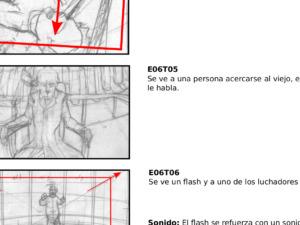 Storyboard y guión
