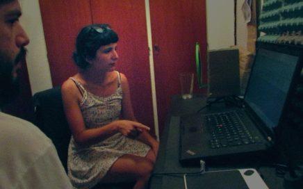Grabación de voces - Daniela