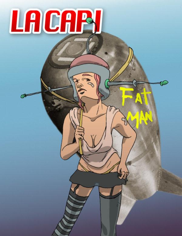 La Capi Fatman Tapa