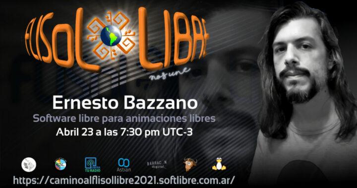 Ernesto Bazzano - flisol libre