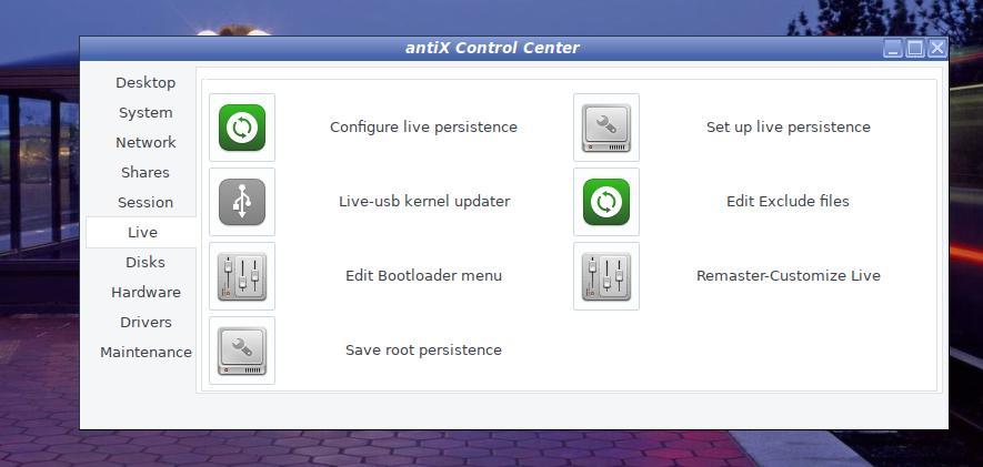 antiX-FAQ Live Remastering
