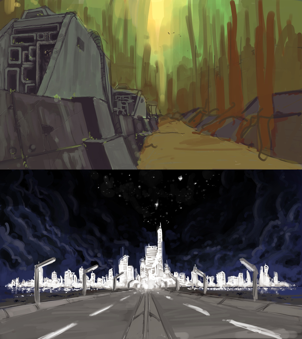 UNIVERSE | Forest/City