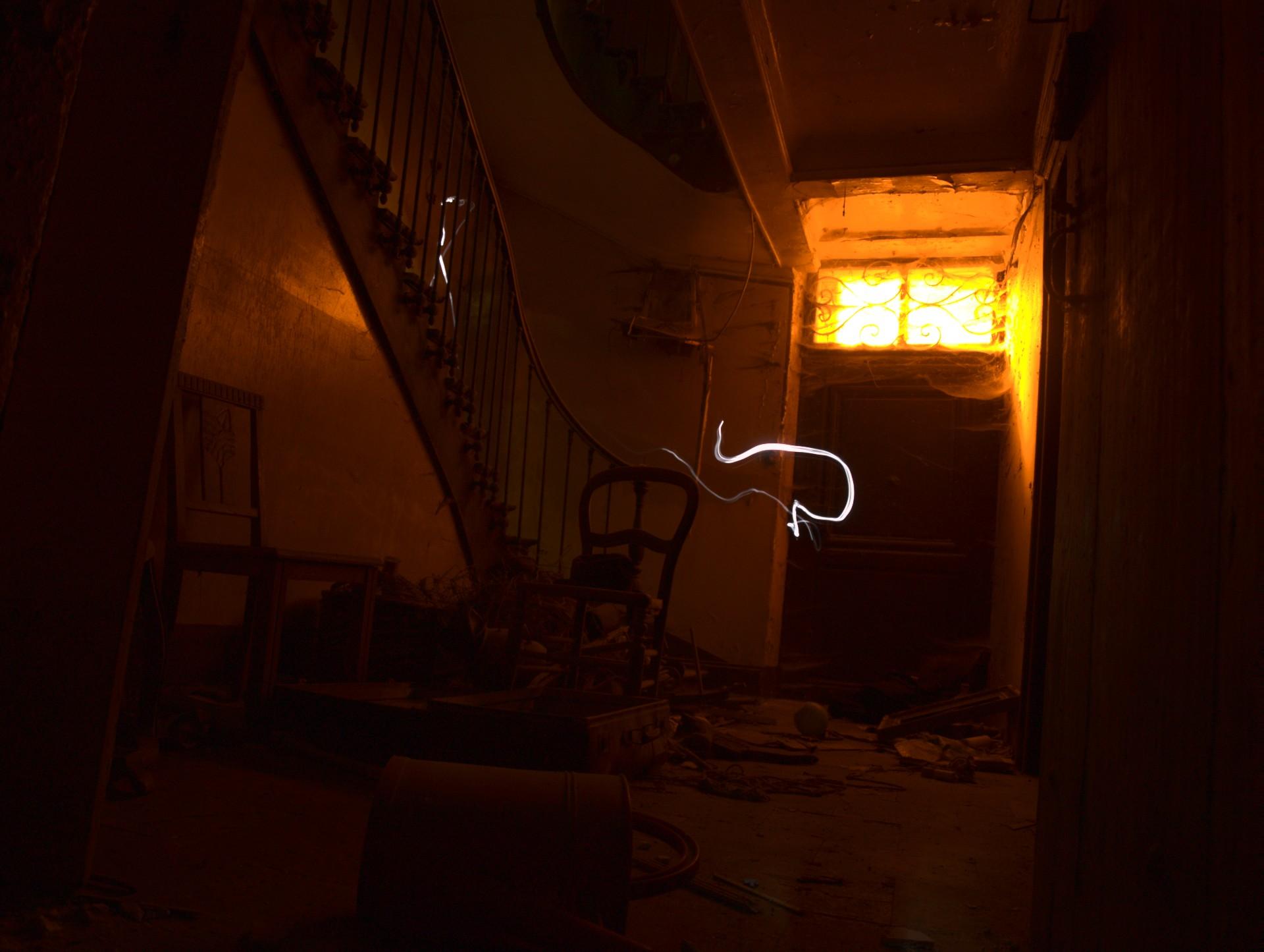 haunted House 0x01