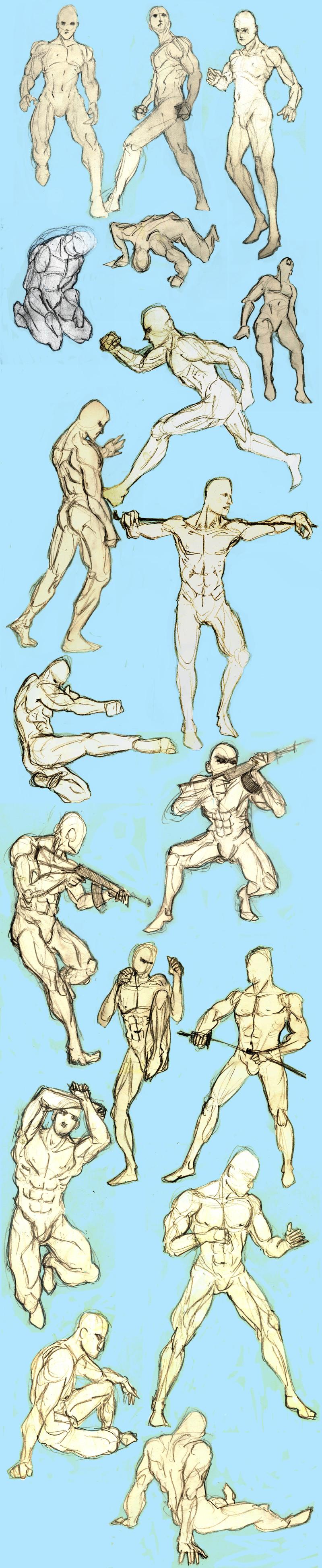 Male Body Practice 0x00