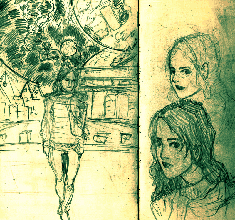 Dream | Nuclear power plant on moon and waterpool
