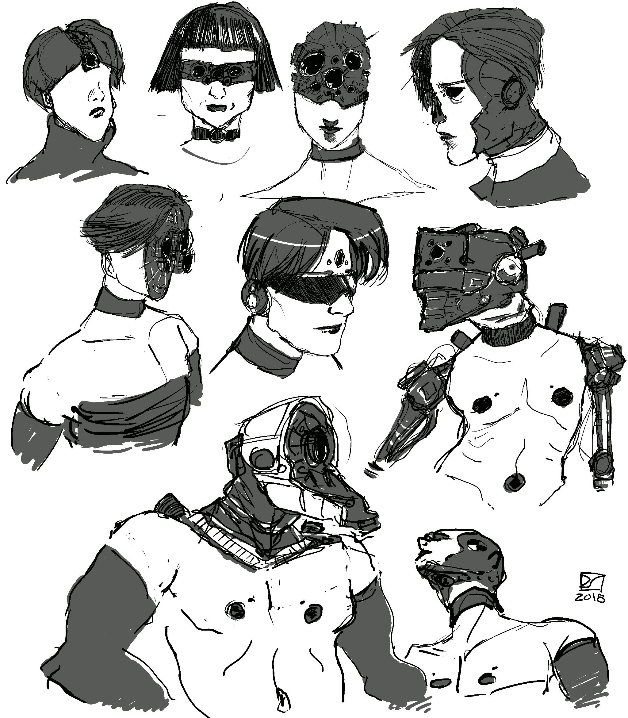 Runzatra | Concept