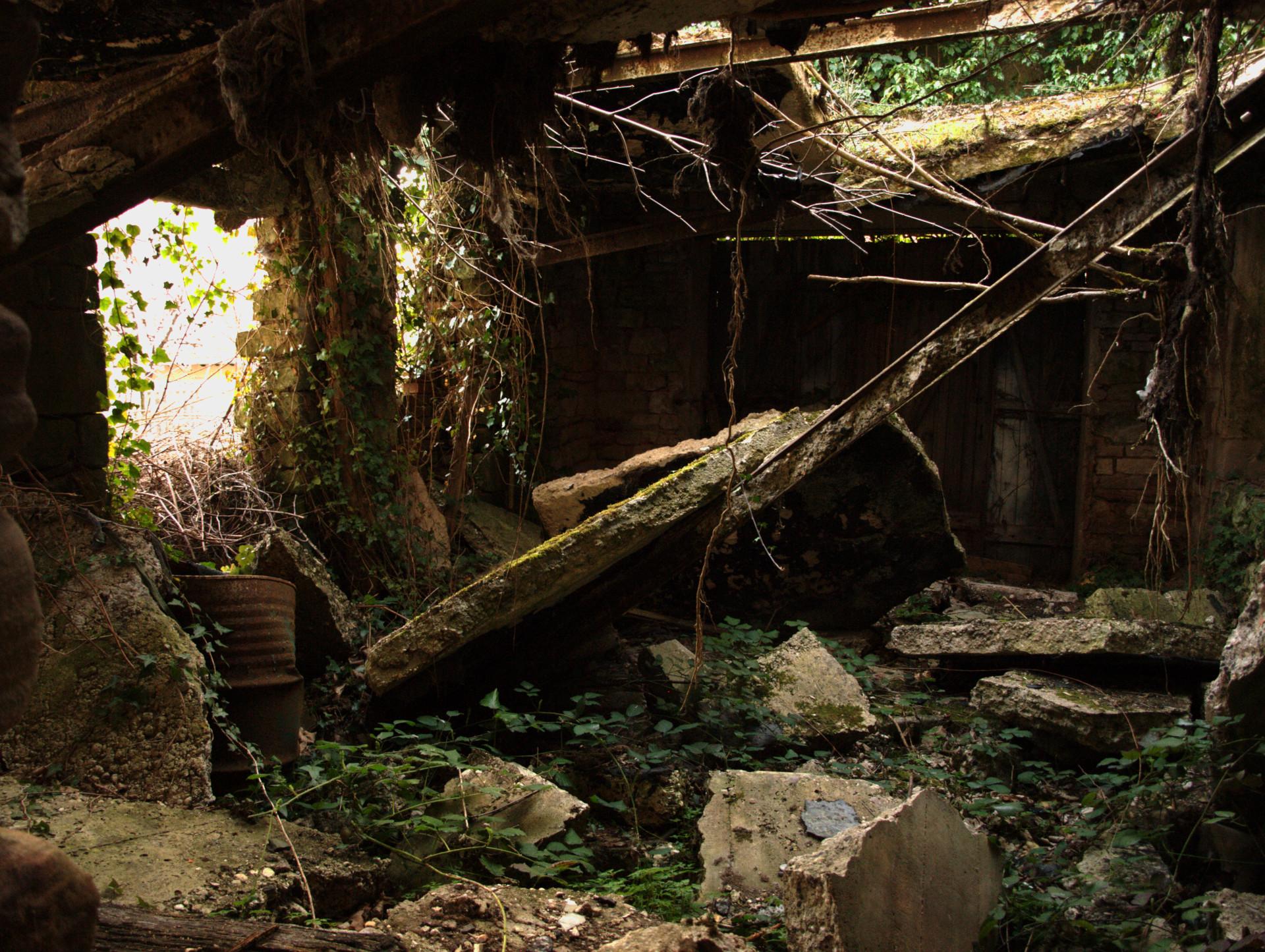 Haunted House II 0x01