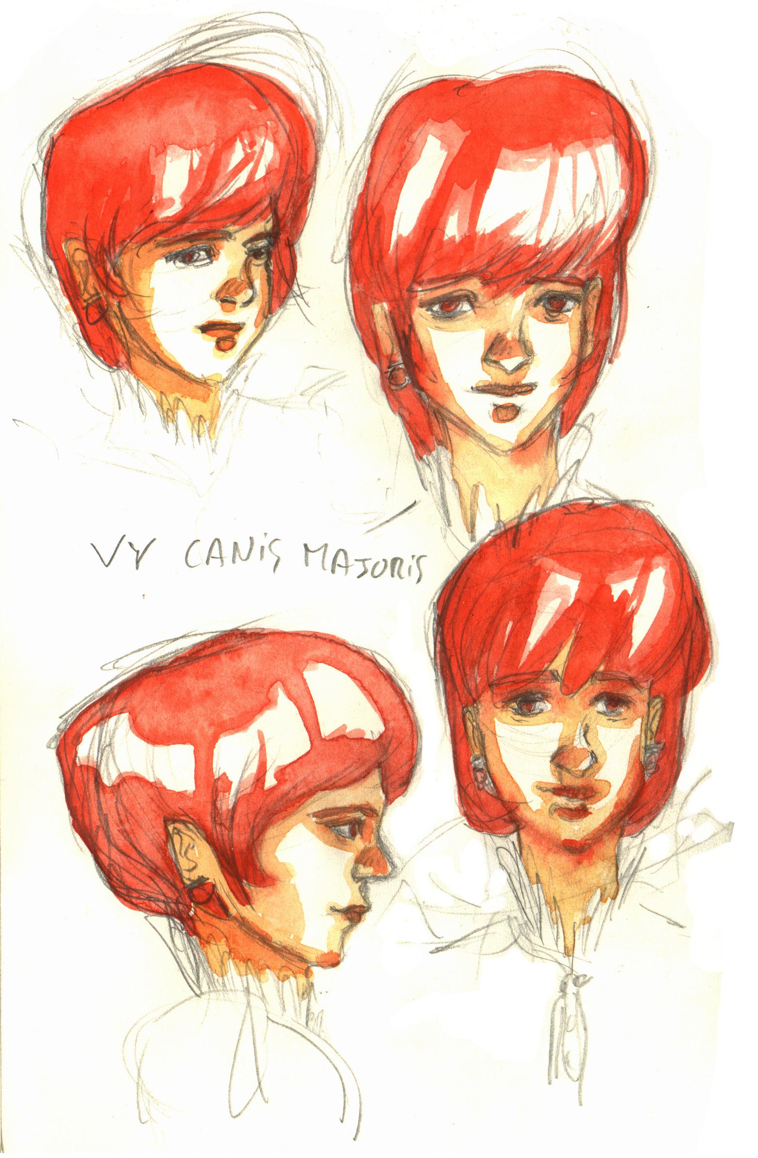 VY Canis Majoris | Chara Design 2