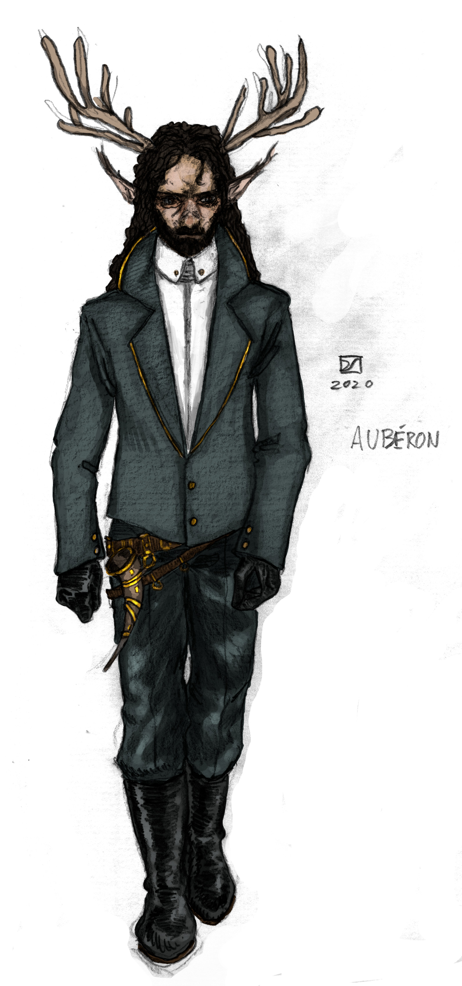 L'ECHANGELIN - Aubéron
