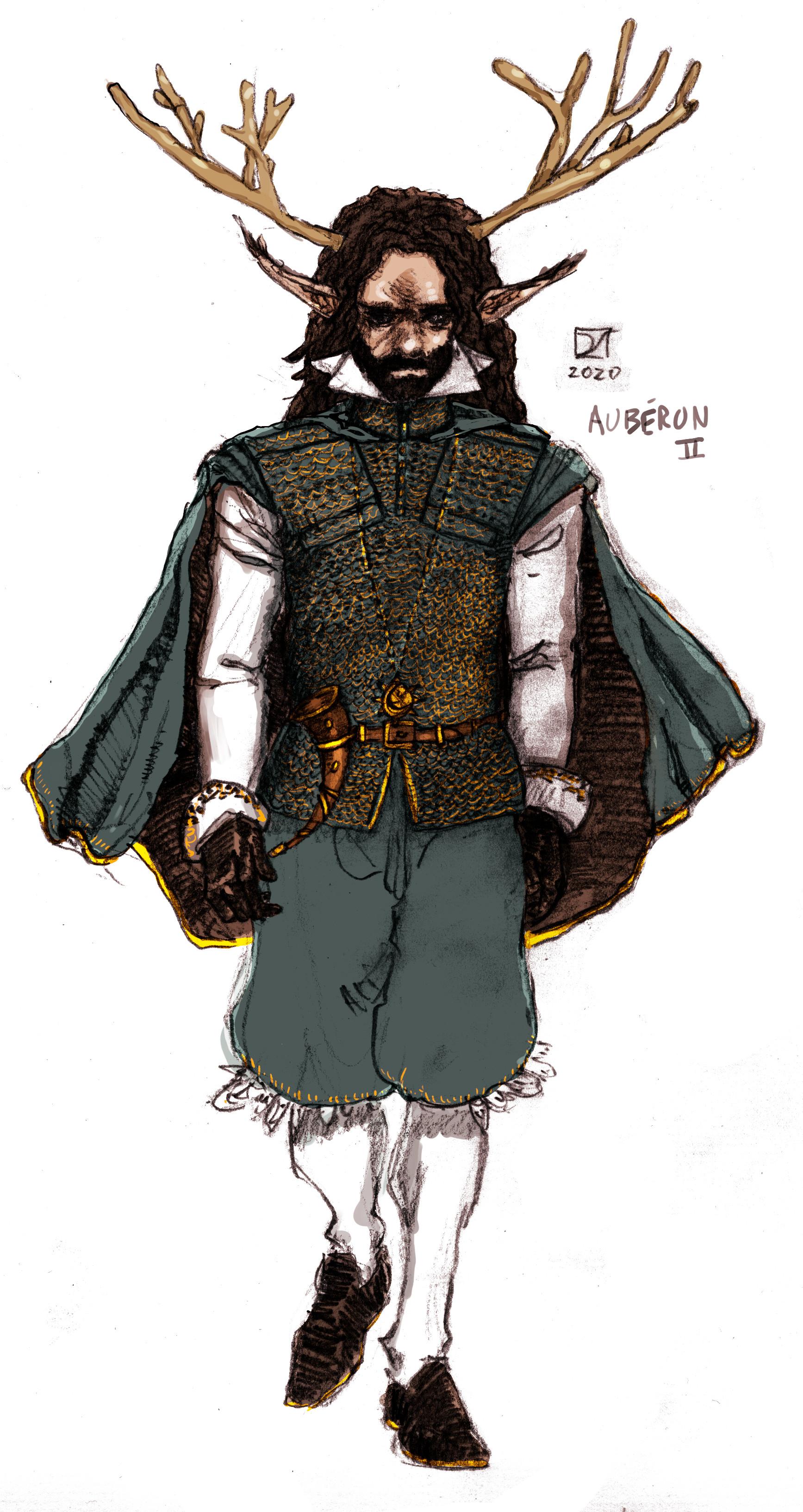 L'ECHANGELIN - Aubéron II