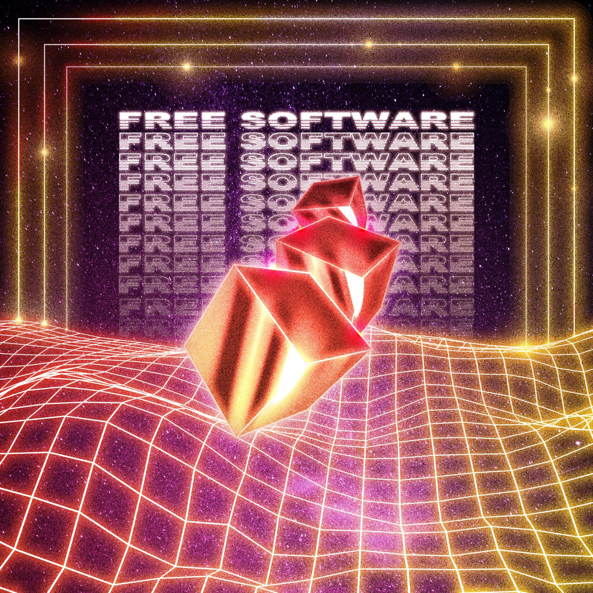 Free Software Brick by Brick