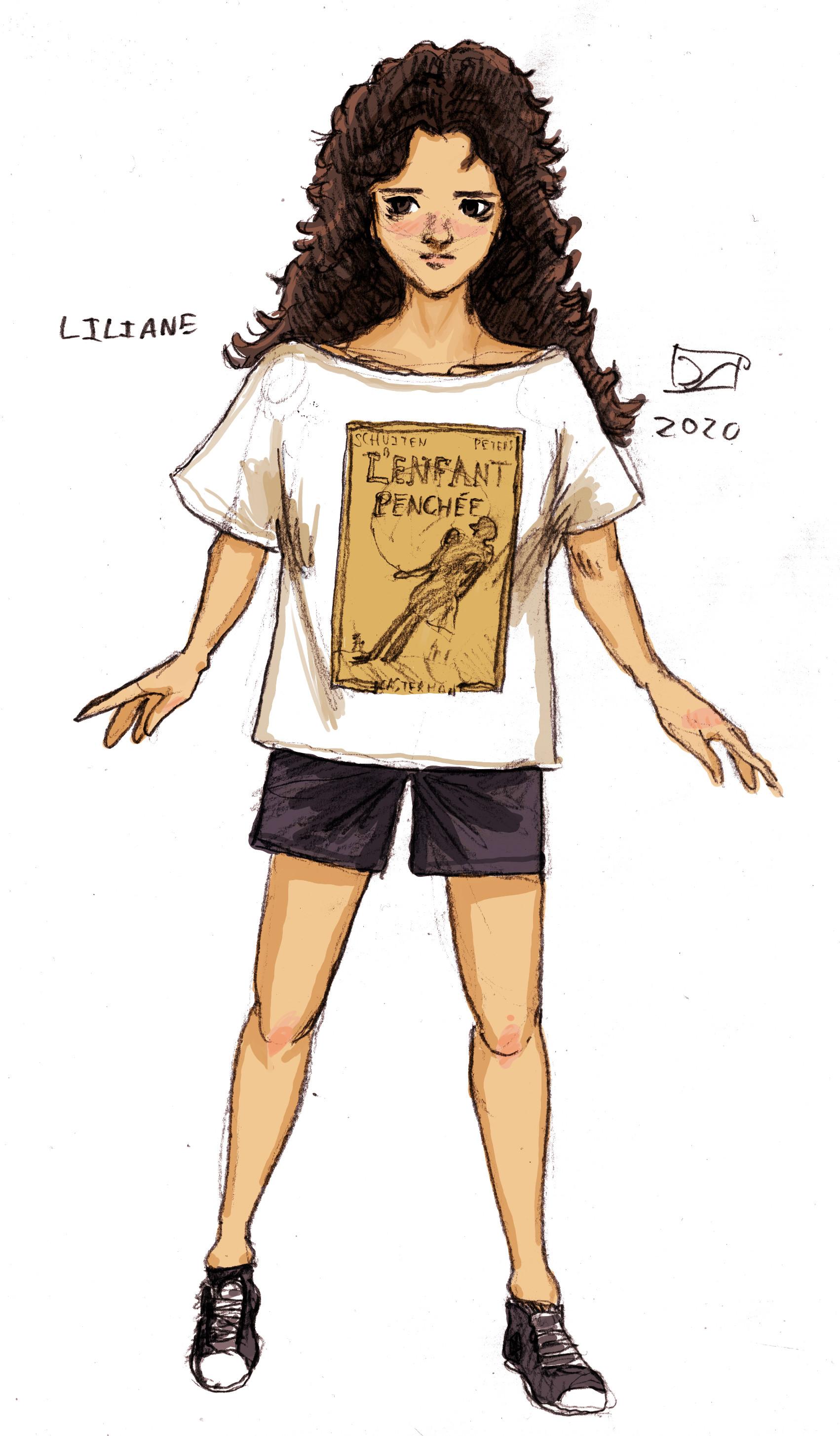 L'ECHANGELIN - LILIANE II