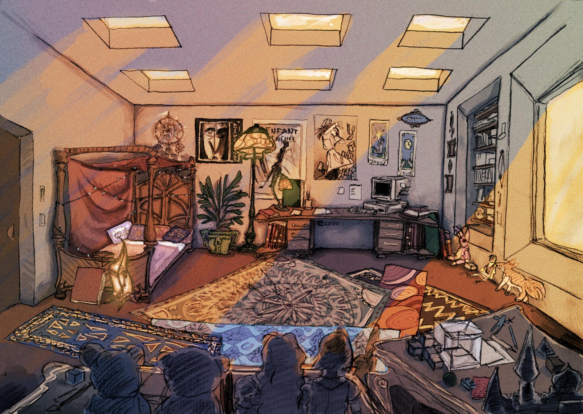 Liliane's Room