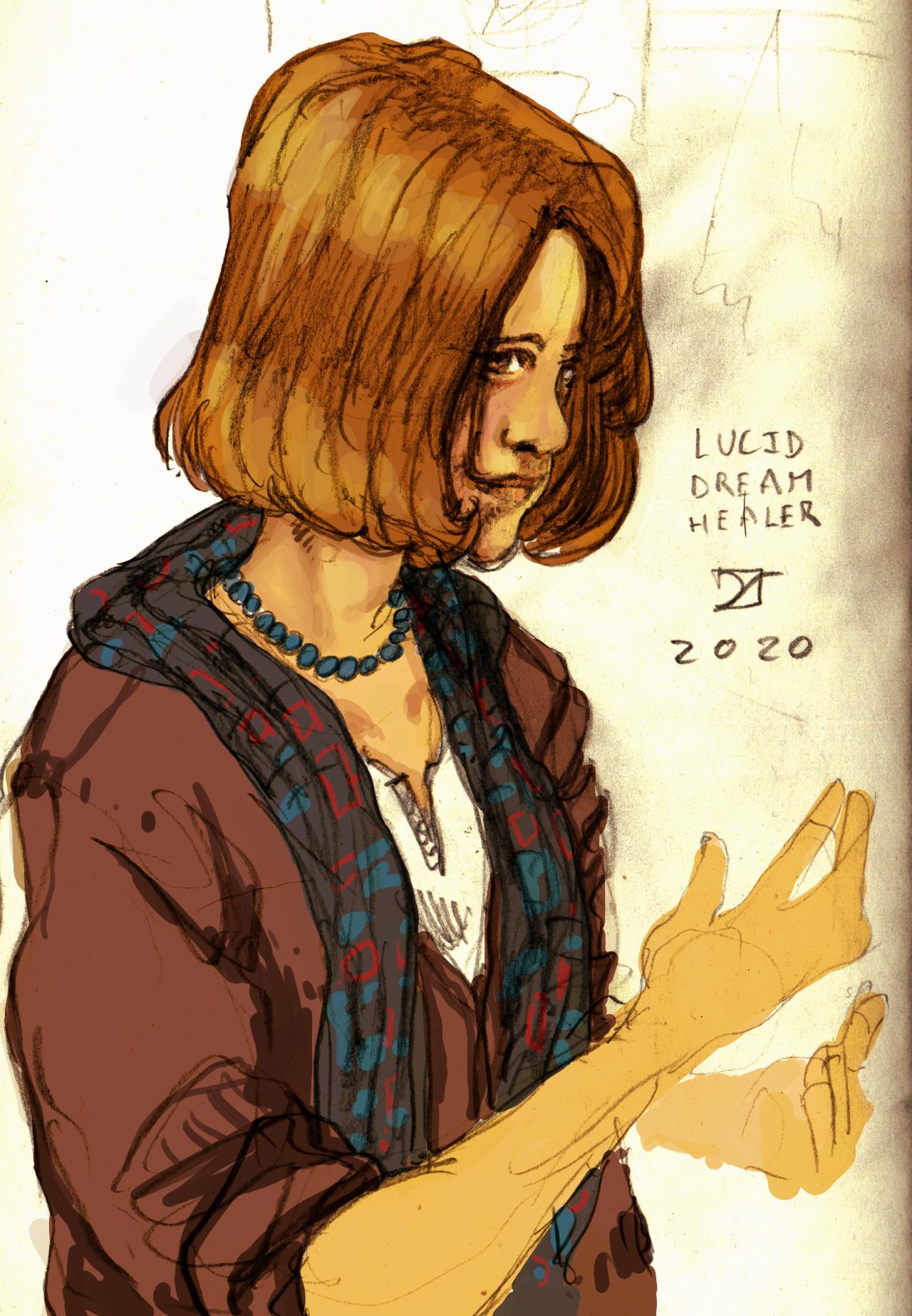 Lucid Dream Healer