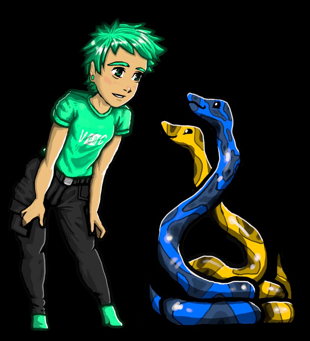 VenC is Written in Python