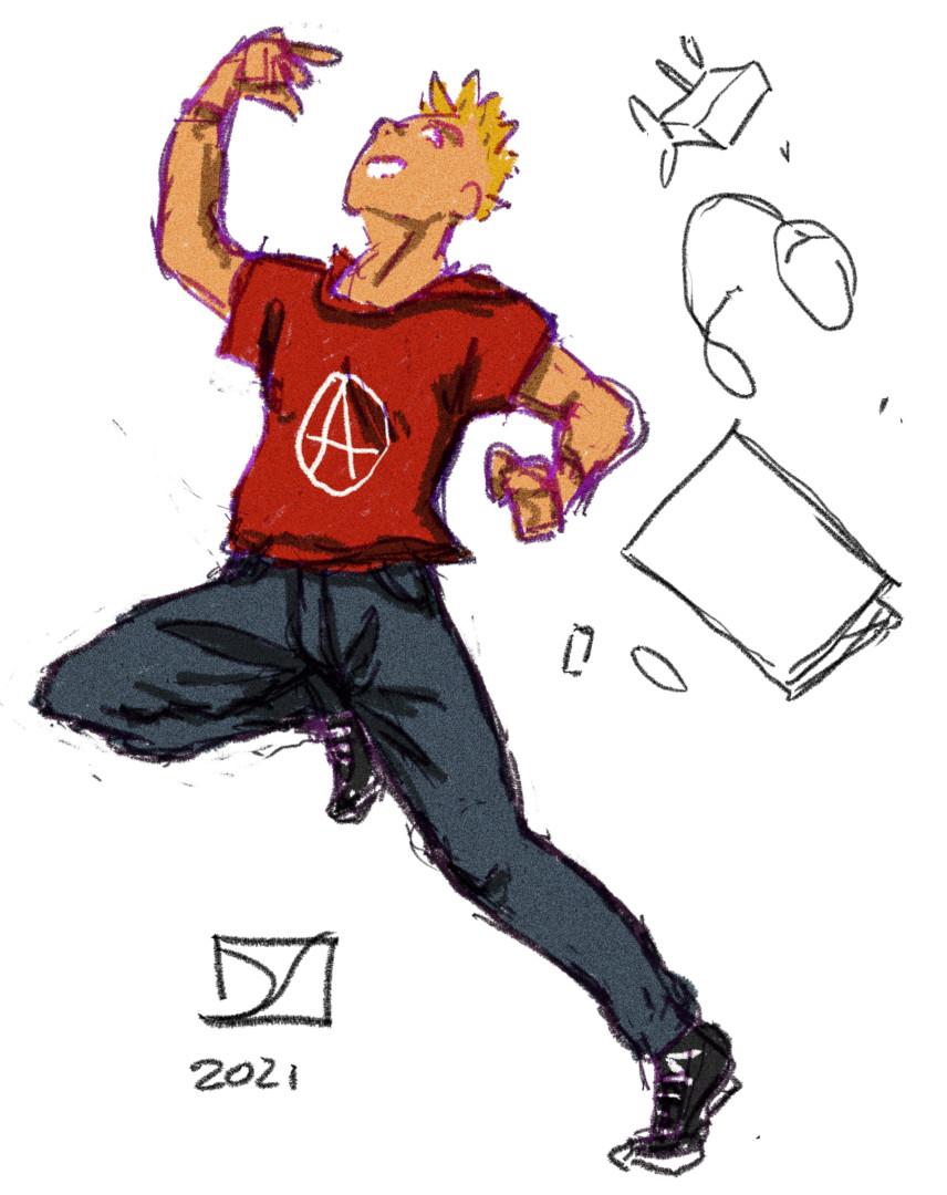 Quick doodle 0x07