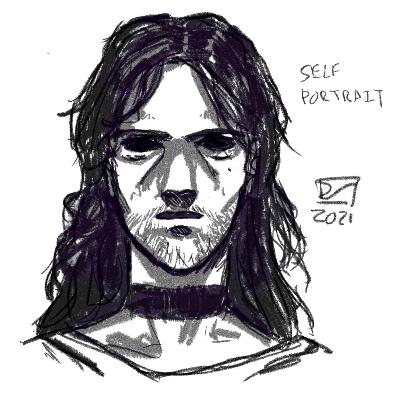 Self Portrait | 2021