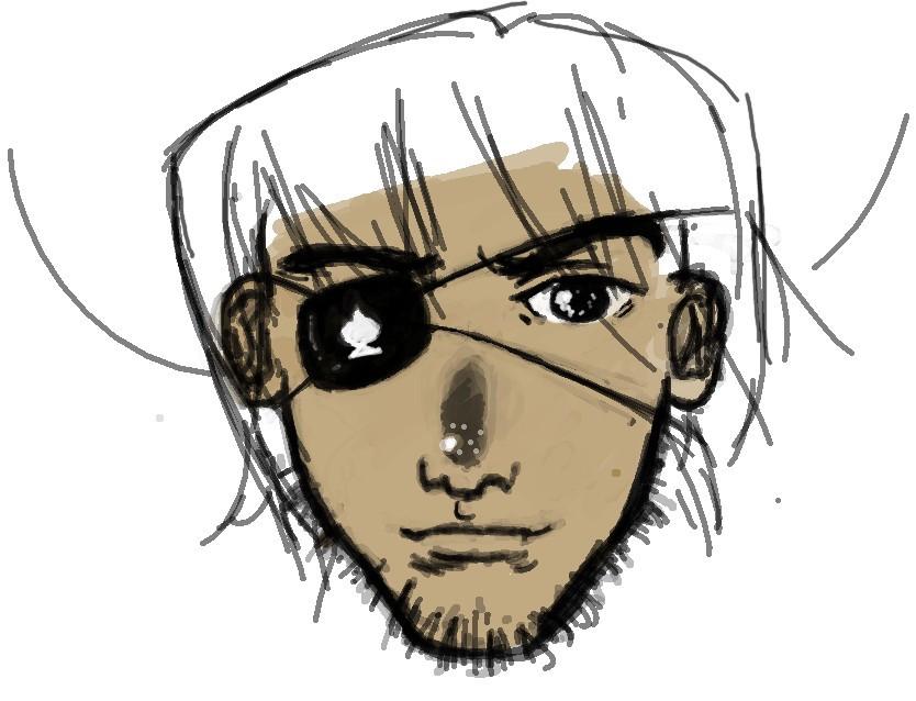 Pirate Spade