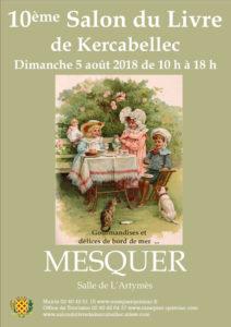 Salon de Kercabellec (Mesquer) @ Salle de l'Artymès, Mesquer