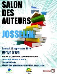 Salon de Josselin @ Médiathèque de Josselin